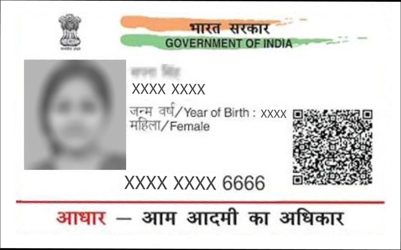 ECS Aadhaar Data Masking Solution